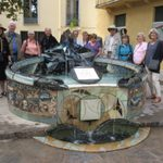 Picasso Fountain Ceret, France