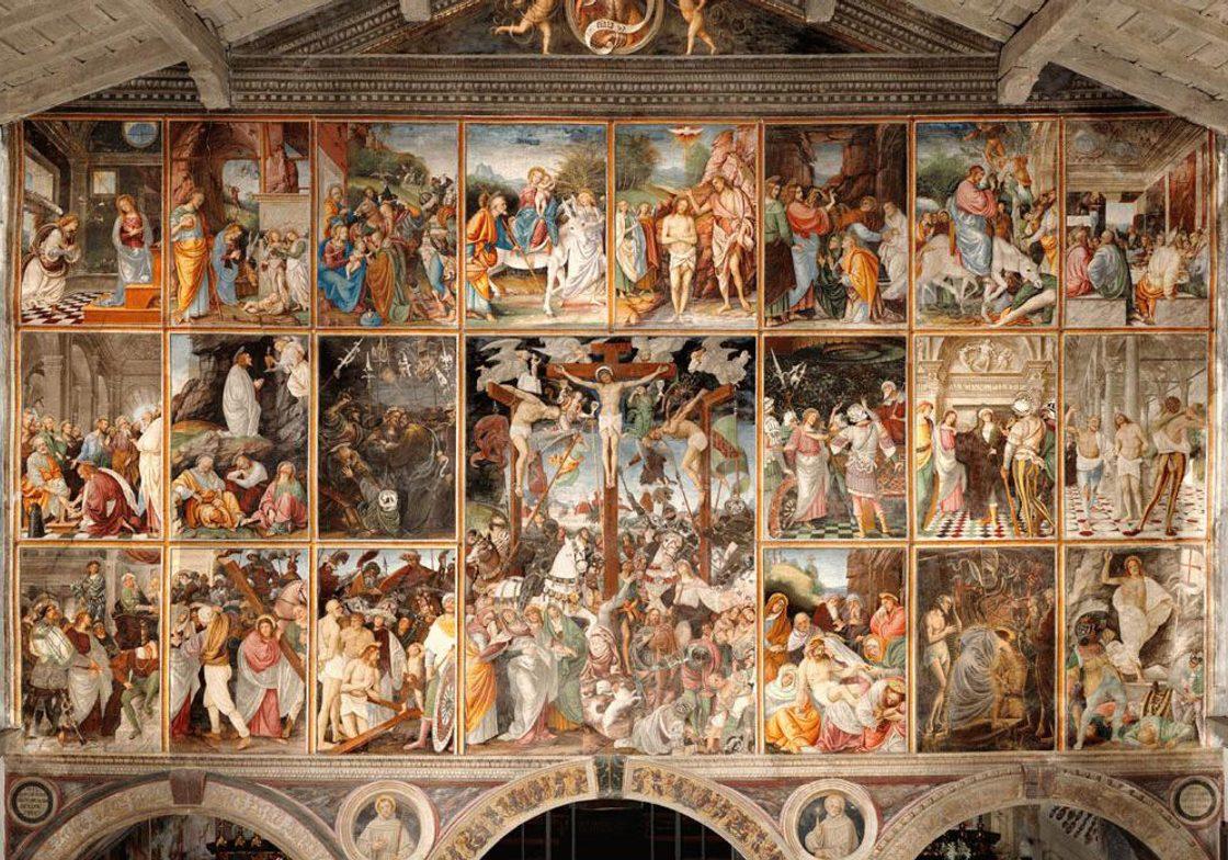 Varallo's Pinacoteca
