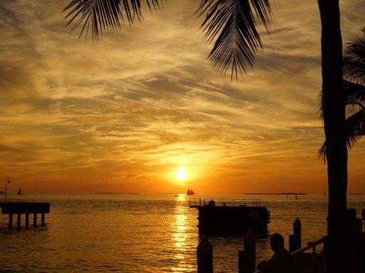 Key West Sunset Celebration