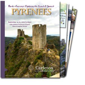 Pyrenees brochure
