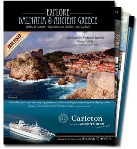 Dalmatia & Ancient Greece, Brochure Image