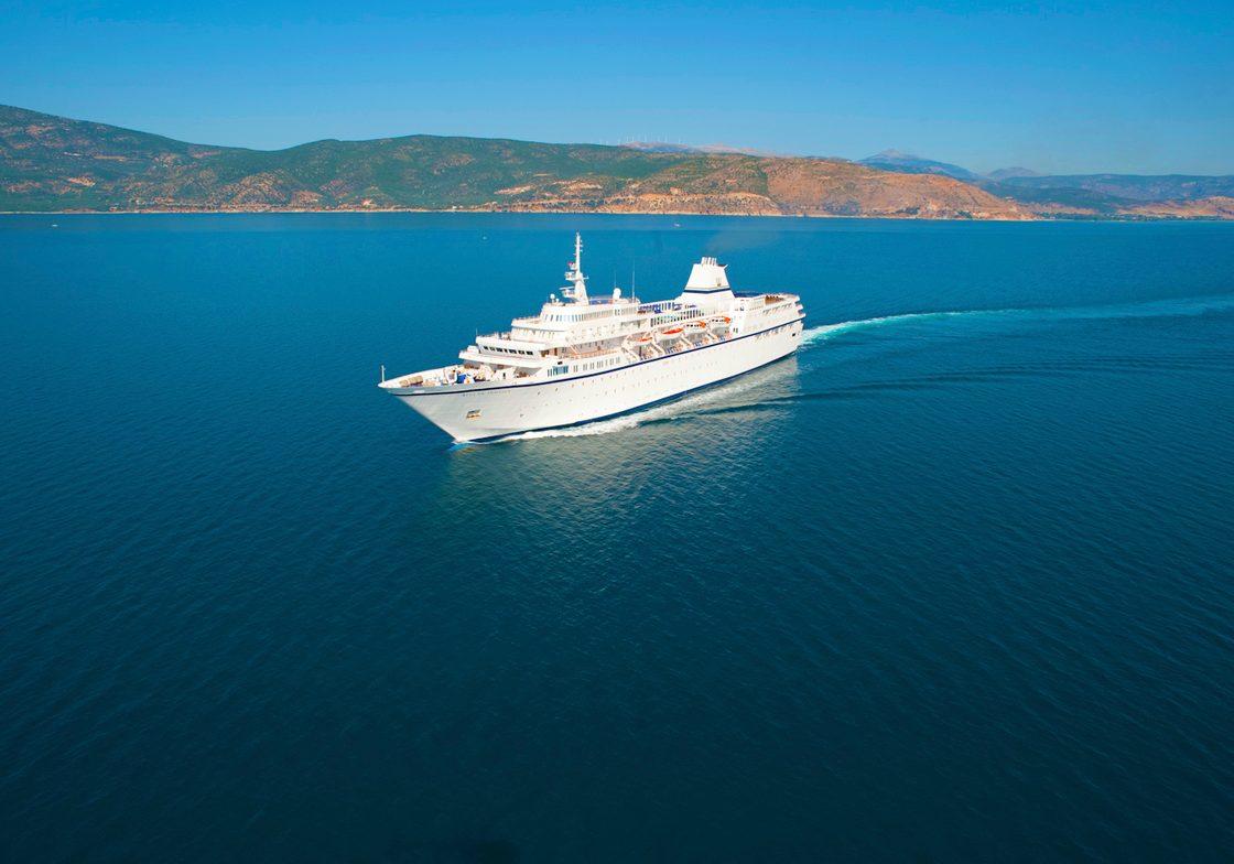 The 216-cabin Aegean Odyssey