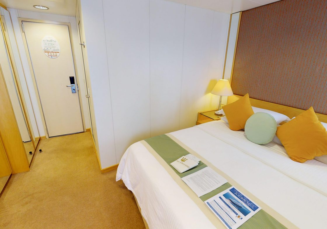Stateroom Category F