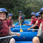 Rafting on the Mother River