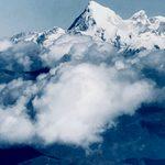 Mt. Jomolhari