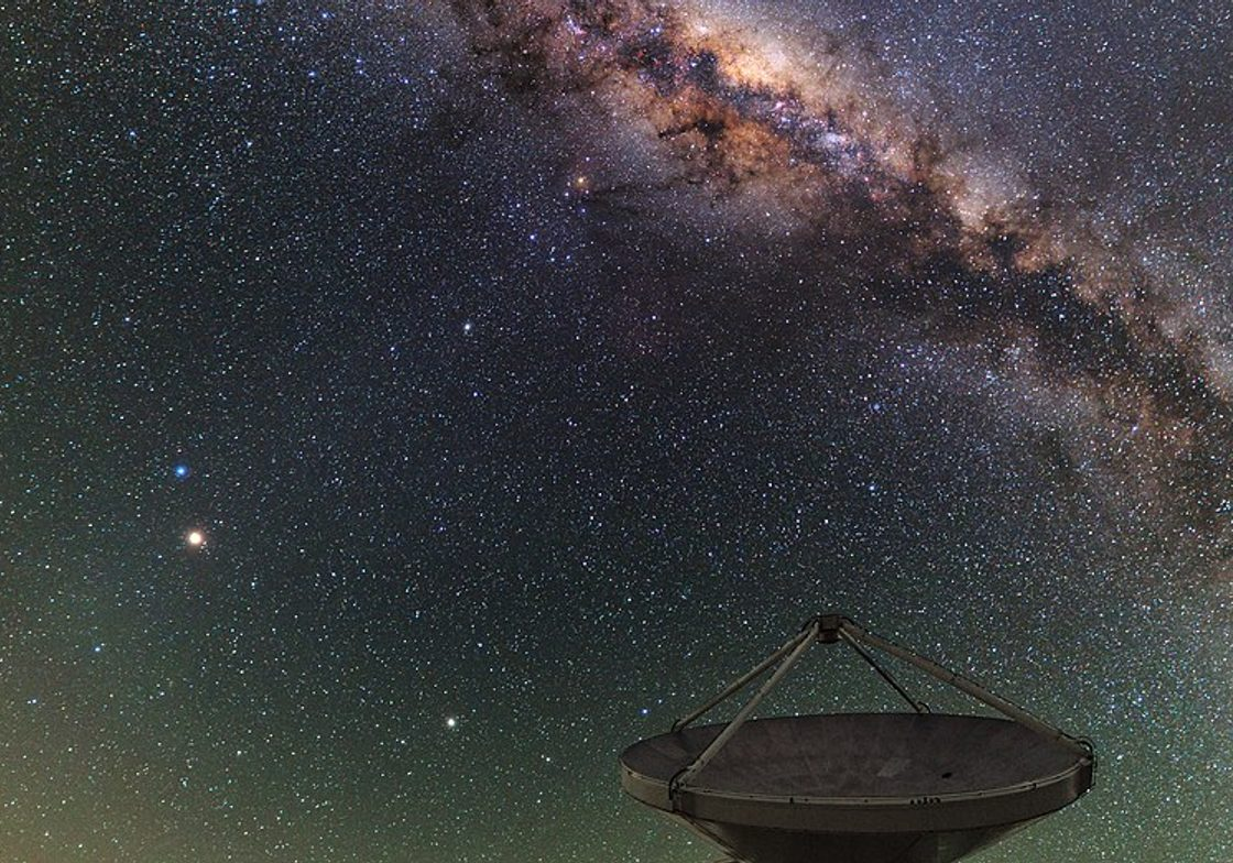ALMA Observatory and the Milky Way