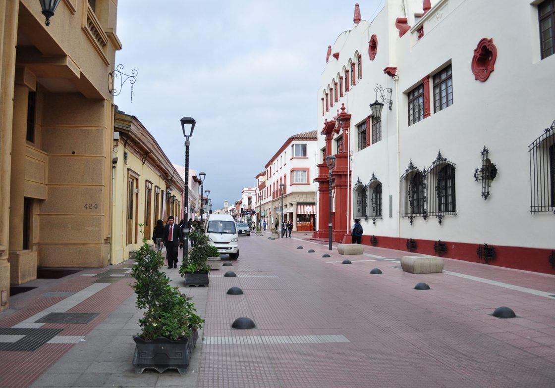Downtown La Serena