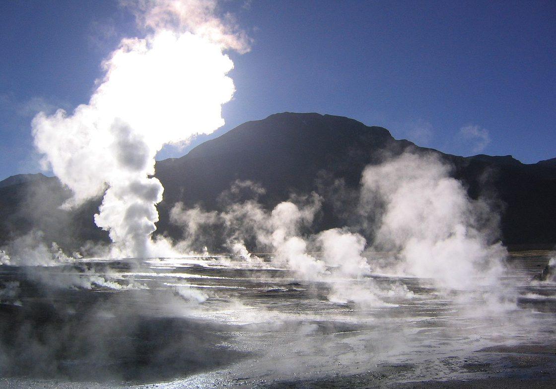 El Tatio Geysers, Atacama Valley