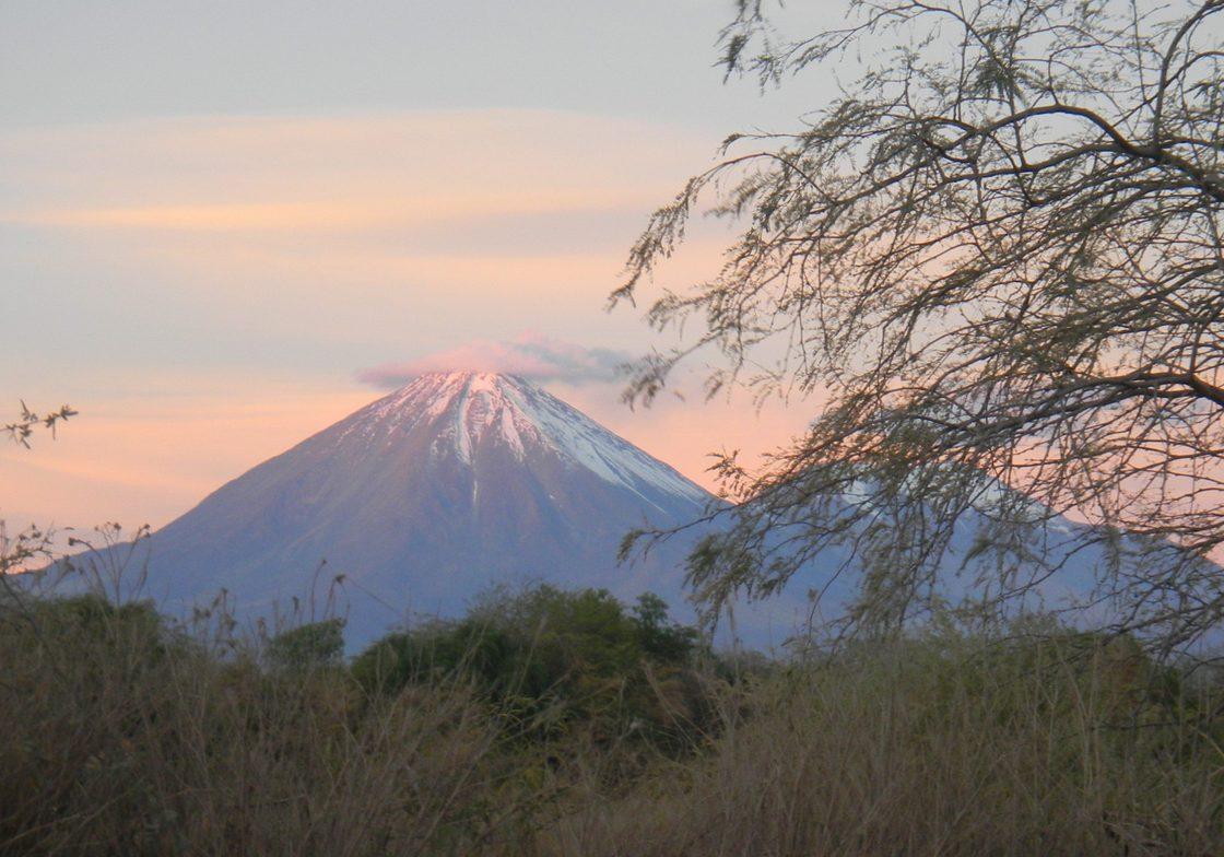 San Pedro de Atacama volcanos