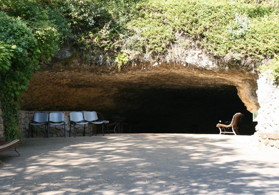 Rouffignac Cave Entrance