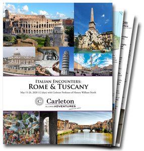 Rome & Tuscany cover