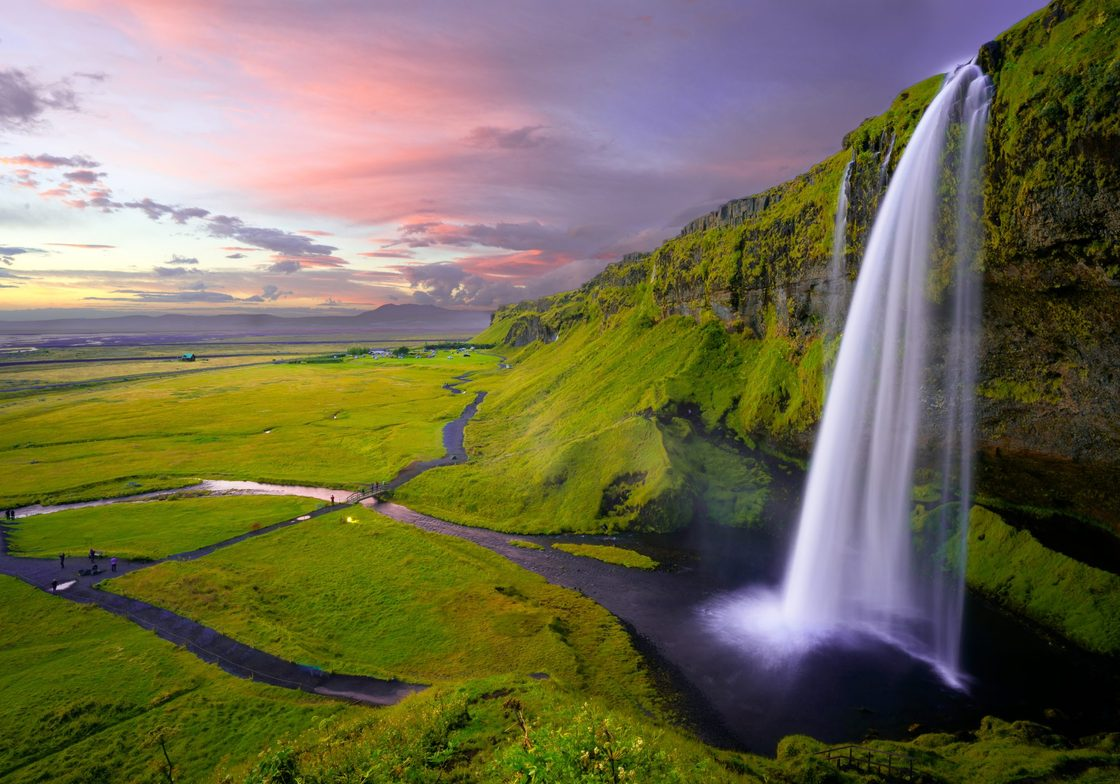 Experience Iceland, one of the world's more geologically active and therefore, spectacular places.