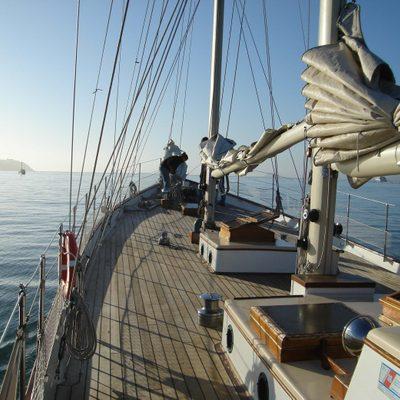 Seaward Deck