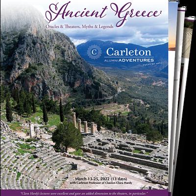 Ancient Greece Brochure