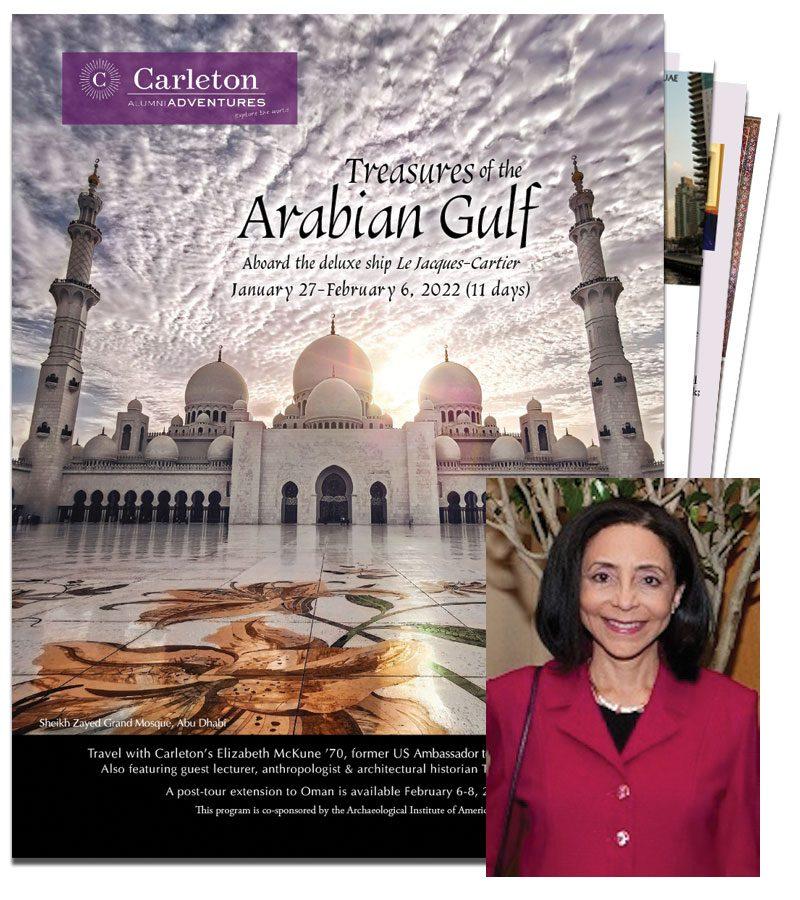 Travel with Alumni Adventures on this Arabian Gulf cruise
