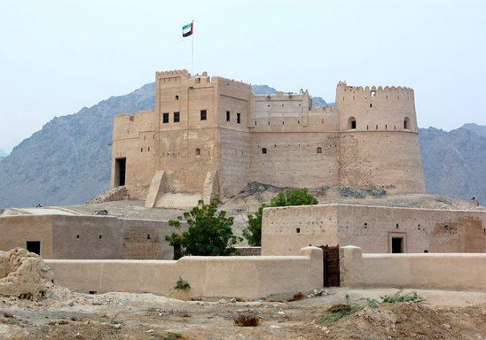 Fujairah Fort, Oman