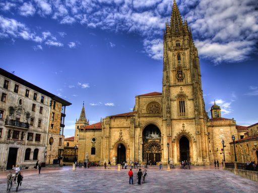 San Salvador Cathedral, Oviedo
