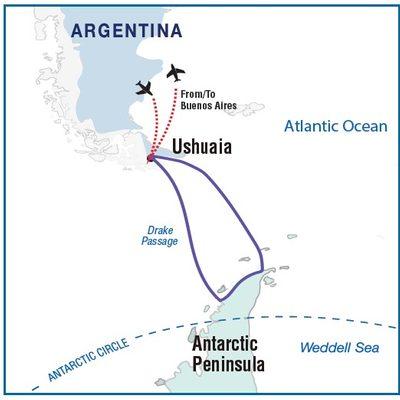 Expedition to Antarctica 2022