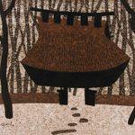 Saito Kiyoshi, Kiosk in the Woods