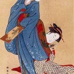Woodblock print, Japan