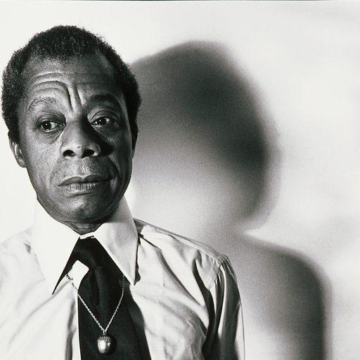 James Baldwin • Anthony Barboza (Detail)