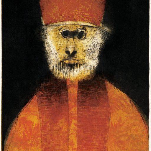 Mauricio Lasansky: El Cardenal