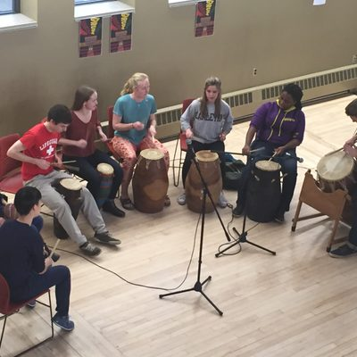 West African Drum Ensemble
