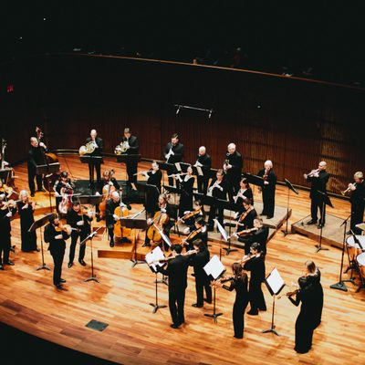 The St Paul Chamber Orchestra