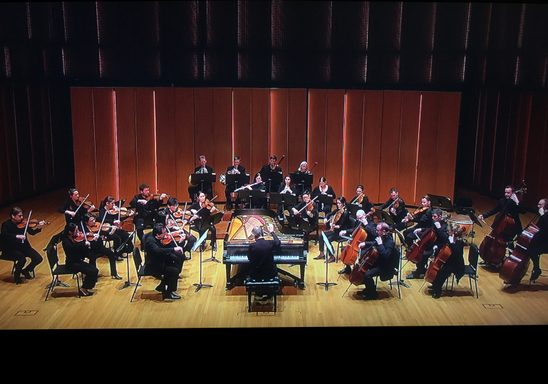 The St. Paul Chamber Orchestra