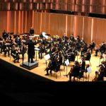 Carleton Orchestra in Kracum Performance Hall