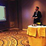 Jeff Berg presents at MPSA '14
