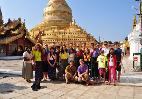 Off-Campus Study in Asia