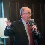 Moderator Steven Schier