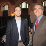 Eddie Bearnot & Prof. Larry Cooper