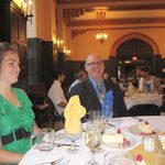Hilary Adams & Prof. Greg Marfleet