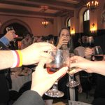 A toast to the future of the Class of 2011!