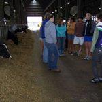 Wolf Creek Dairy field trip