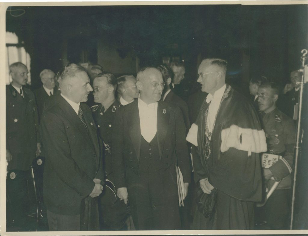 Blayney and Ernst Kriek