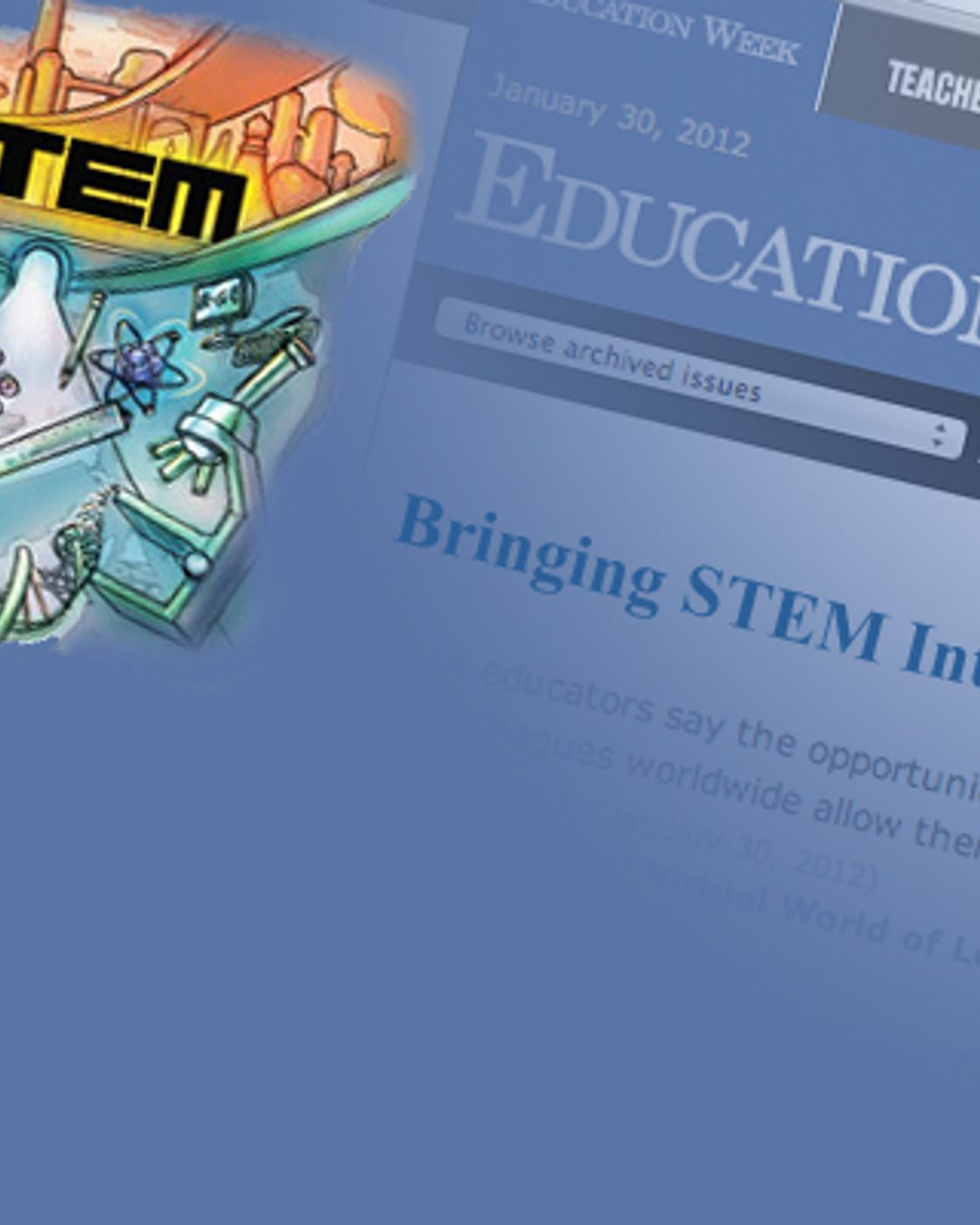 Ed Week Commentary on STEM