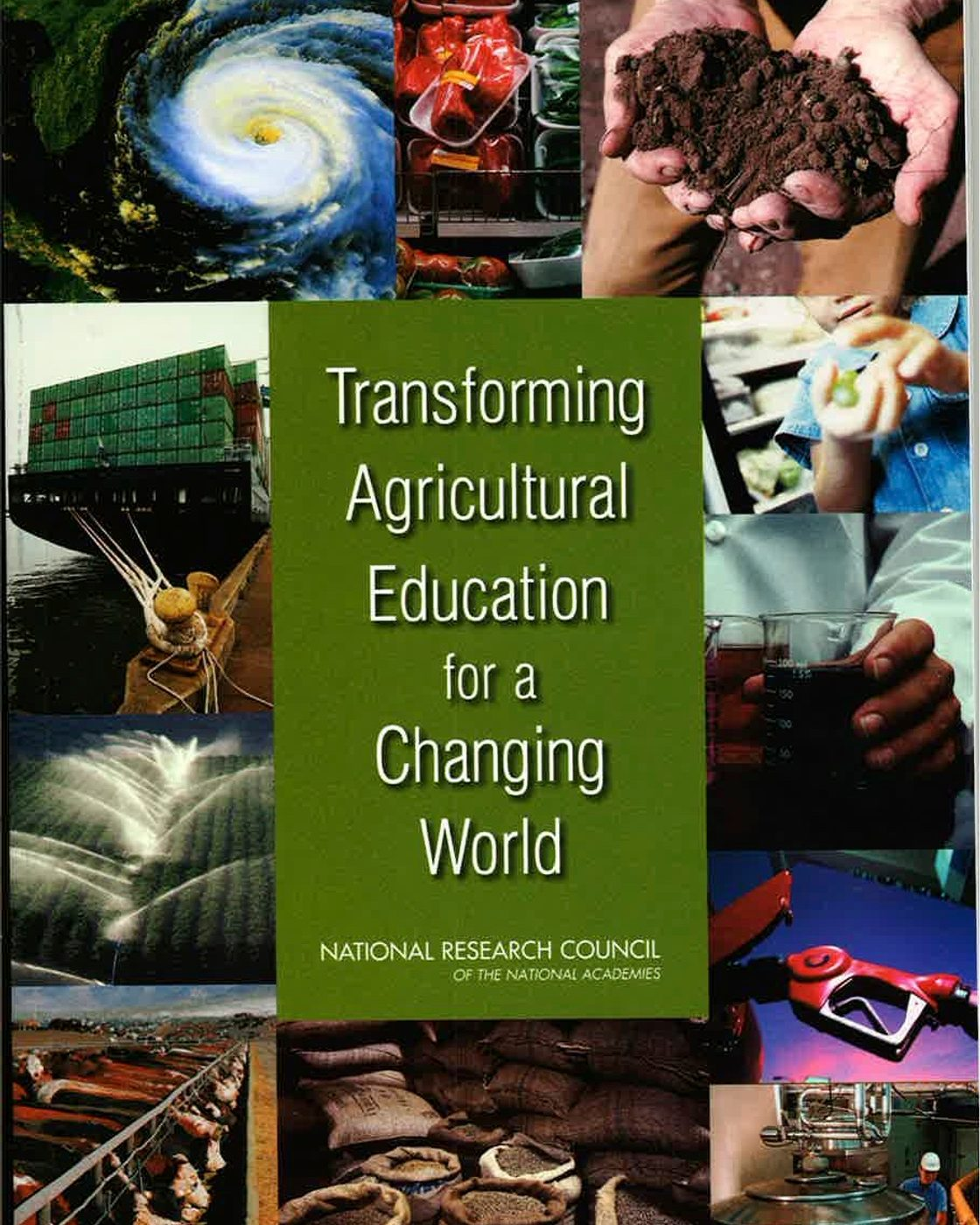 Transforming Agricultural Education