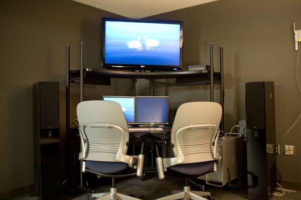Video Finishing Room