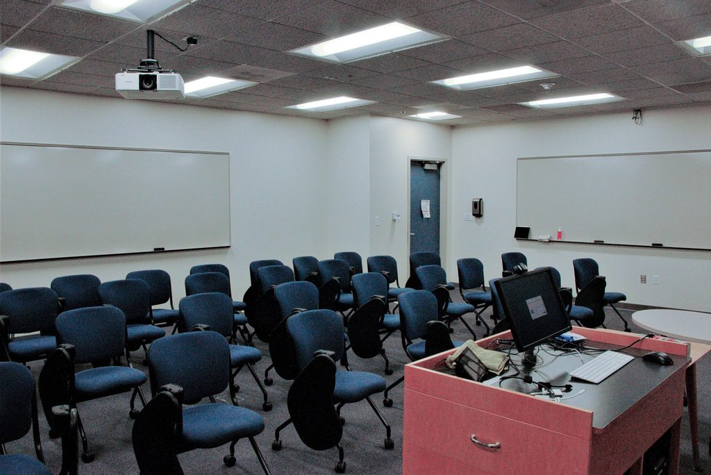 CMC 301 Faculty View