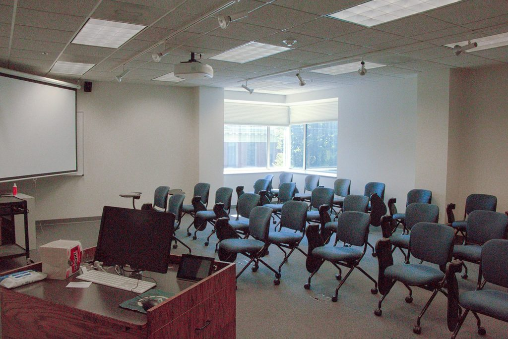 CMC 304 Faculty View