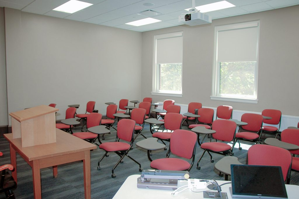 Laird 205 Faculty View