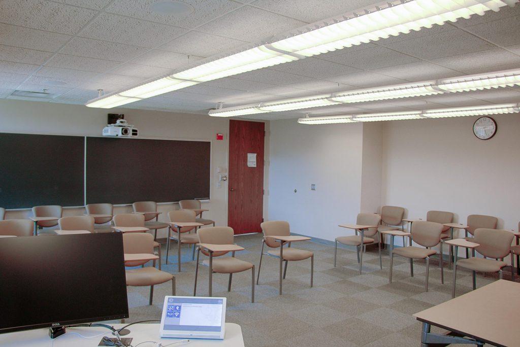 LDC 302 Faculty View