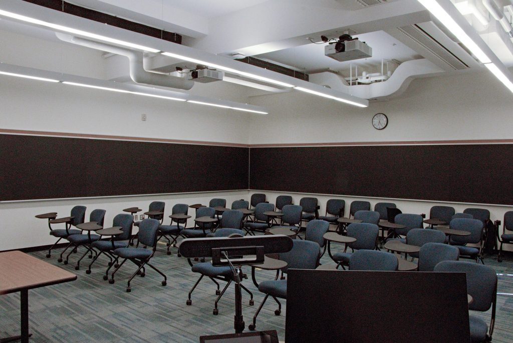 Leighton 236 Faculty View