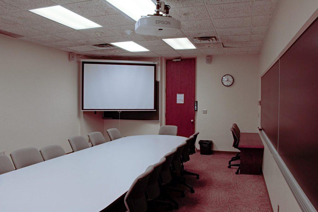 Leighton 303 Faculty View