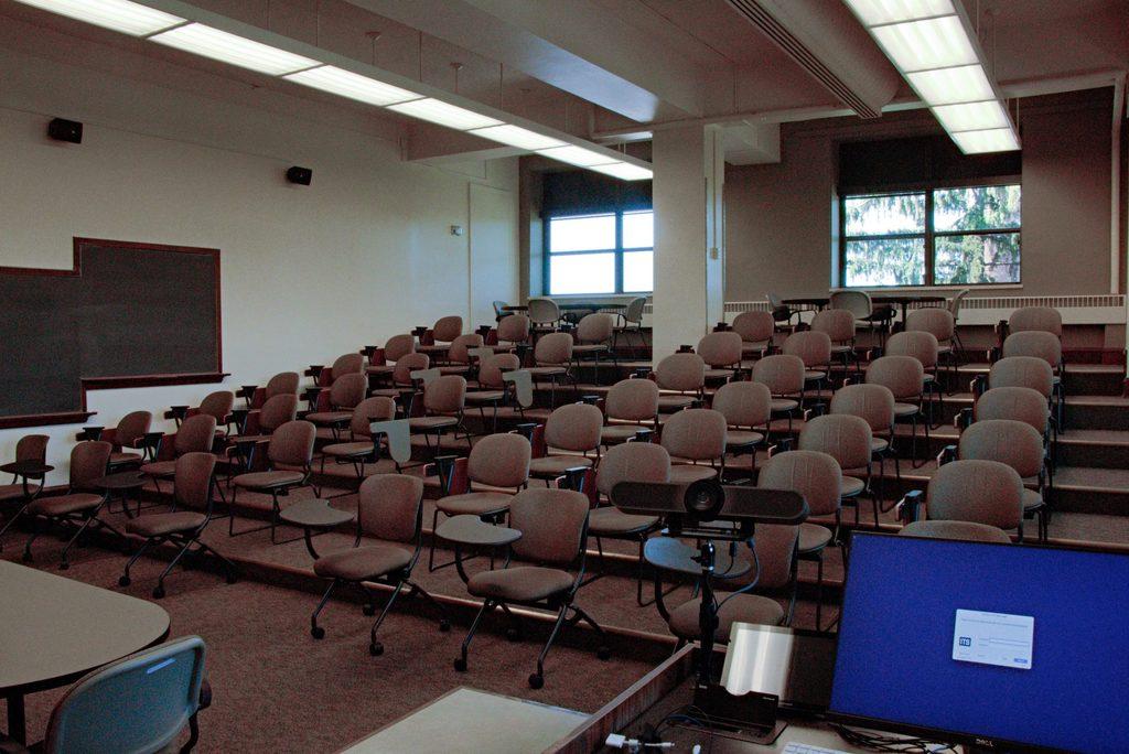 Leighton 305 Faculty View