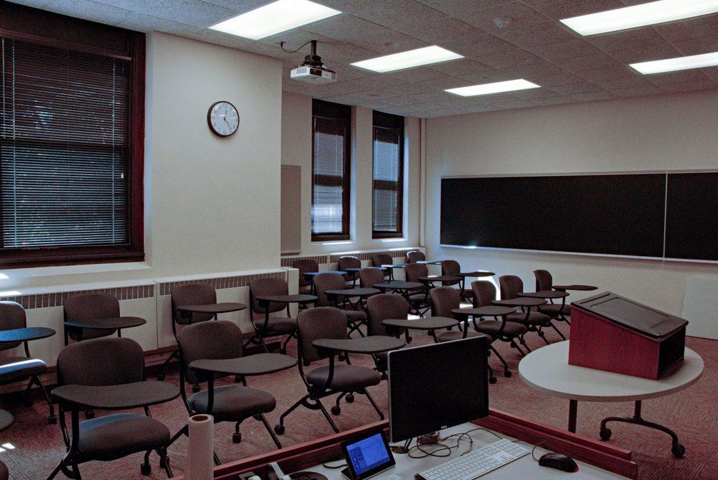 Leighton 330 Faculty View