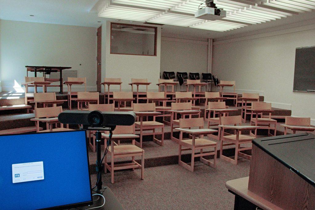Leighton 426 Faculty View